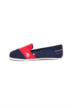 U.S. Polo Assn. S082cs033.Csl.Y4t001.850 Kırmızı Ayakkabı