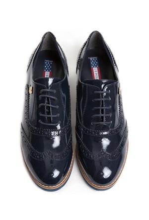 U.S. Polo Assn. S082sz033.Csl.Bella5k.200 Lacivert Ayakkabı