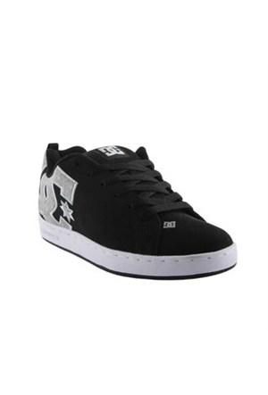 Dc Shoes 1-301043-Bko Kadın Ayakkabı