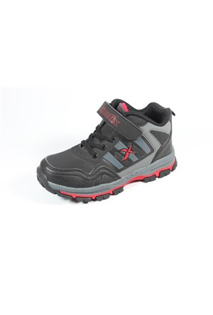 Kinetix Kelowa Siyah Çocuk Ayakkabı