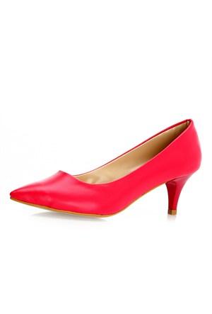 Sothe Zy-017 Fuşya Bayan Ayakkabı