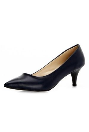 Sothe Zy-017 Lacivert Bayan Ayakkabı