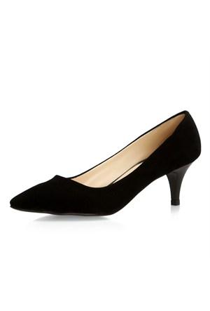 Sothe Zy-017 Siyah Bayan Ayakkabı