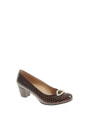 Despina Vandi Kadın Topuklu Ayakkabı Tnc 095-1