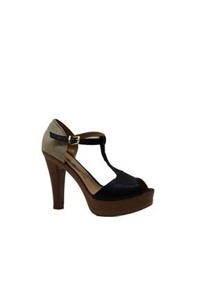 Punto Güven 605341-01 Kadın Ayakkabı