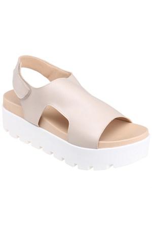 Art Bella 140010 Taba Kadın Sandalet