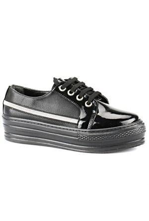 Polaris 506782 Siyah Kız Çocuk Ayakkabı