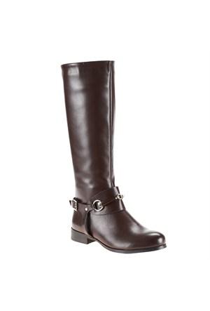 Polaris 52.308080.Z Kahverengi Kadın Çizme
