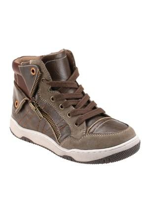 Yellow Kids 1132M10750 Haki Erkek Çocuk Sneaker Ayakkabı