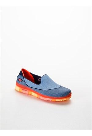 Skechers Go Flex Kadın Spor Ayakkabı 14010 14010.Nvcl