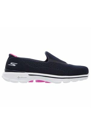 Skechers Go Walk 3 Strike Kadın Spor Ayakkabı 13994-Nvp