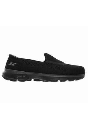 Skechers Go Walk 3 Strike Kadın Spor Ayakkabı 13994-Bbk