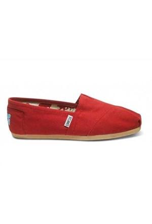 Toms Kadın Günlük Ayakkabı 10000874-Red