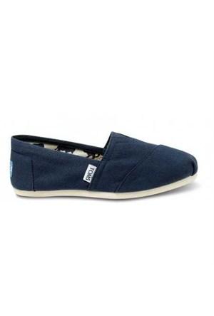 Toms Kadın Günlük Ayakkabı 10000873-Nvy