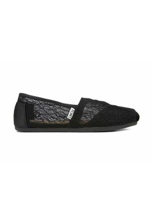 Toms Kadın Günlük Ayakkabı 10004935-Blk