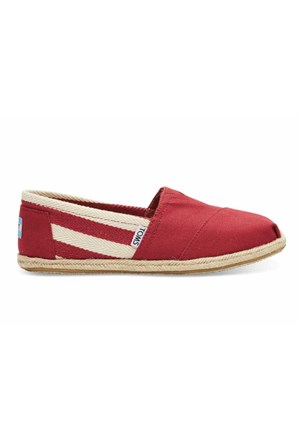 Toms Kadın Günlük Ayakkabı 10005421-Red