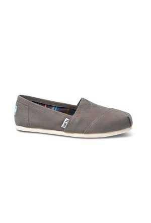 Toms Kadın Günlük Ayakkabı 10000871-Gry