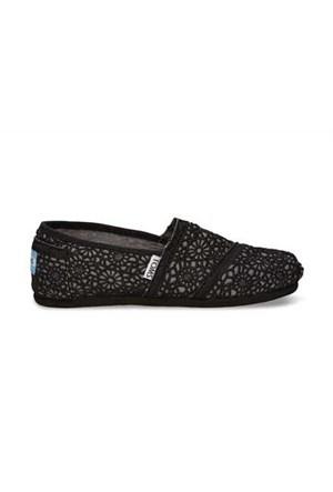 Toms Çocuk Günlük Ayakkabı 10002663-Blk