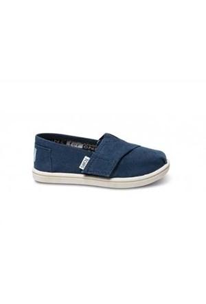 Toms Çocuk Günlük Ayakkabı 013001D13-Nvy