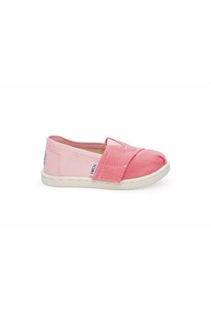 Toms Çocuk Günlük Ayakkabı 10004742-Pin