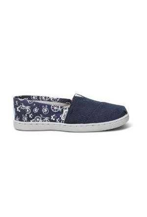 Toms Çocuk Günlük Ayakkabı 10001261-Nvy