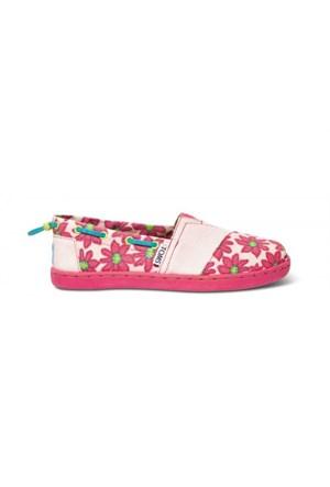 Toms Çocuk Günlük Ayakkabı 10001280-Pda