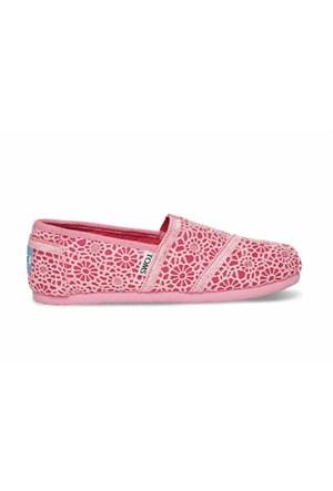 Toms Çocuk Günlük Ayakkabı 10002723-Pin