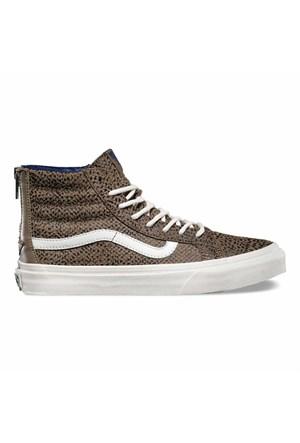 Vans Sk8 Hi Slim Zip Kadın Günlük Ayakkabı Xh8gym