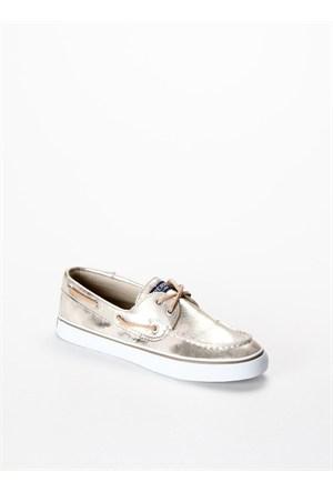 Sperry Top-Sider Bahama Metallic Kadın Ayakkabı Sts95520 Sts95520.Pnm