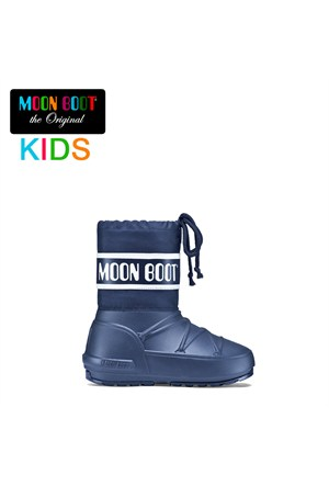 Moon Boot 34020100-003 Moon Boot Pod Jr Blue 27-36