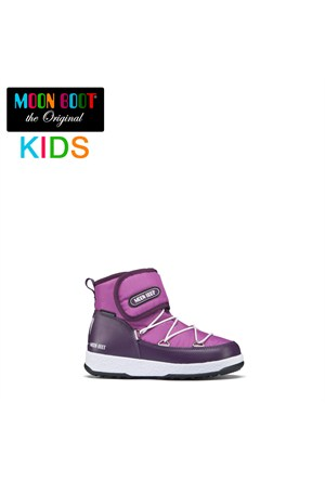 Moon Boot 34050900-002 Moon Boot W.E. Jr Strap W Orchid-Purple 27