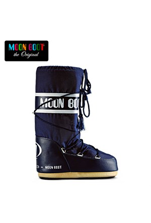 Moon Boot 14004400-002 Moon Boot Nylon Blue