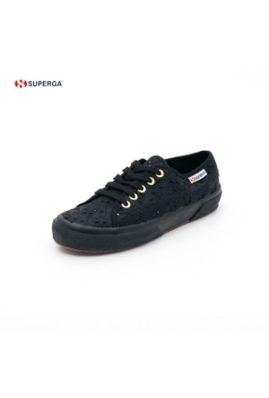 Superga 2750-Sangallosatinw X01136 S008c40 Full Black