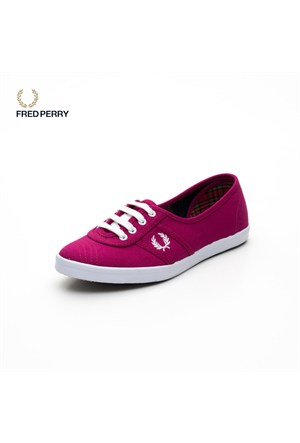 Fred Perry B3215w-D460 Aubrey Canvas Fusya