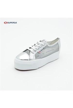 Superga 2790-Netw X01094 S007ej0 Silver