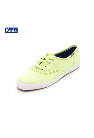 Keds Wf46377 Ch Ox Lime