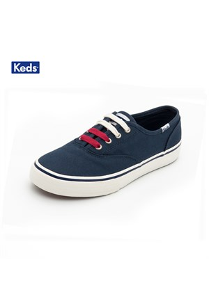 Keds Wf50228 Double Dutch Navy