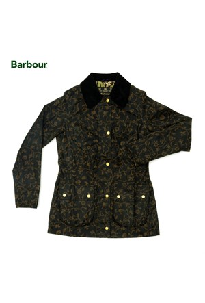 Barbour Lwx0422 Poet Jacket Bk11 Black