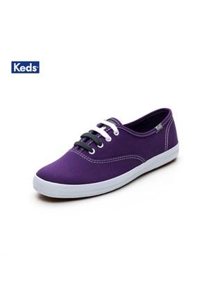 Keds Wf35542 Champion Ox Purple