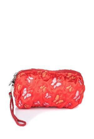 Gio&Mi 70-800 Kırmızı Kadın Makyaj Çanta