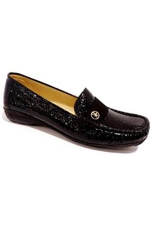King Paolo G5539 Kadin Casual Deri Kadın Ayakkabı