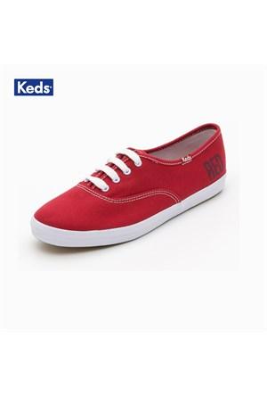 Keds Wf48442 Ch Ts Red Ayakkabı