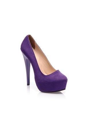 Sothe Bayan Platformlu Ayakkabı