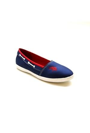 U.S Polo 297244 Louise Kadın Babet Ayakkabı
