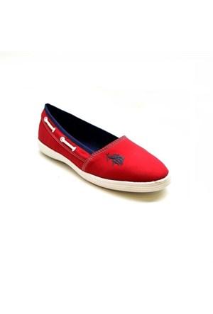 U.S Polo 297247 Louise Kadın Babet Ayakkabı