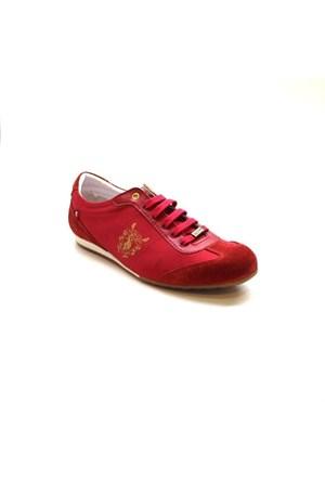 U.S Polo 298154 Ayakkabı Kadın Spor Ayakkabı