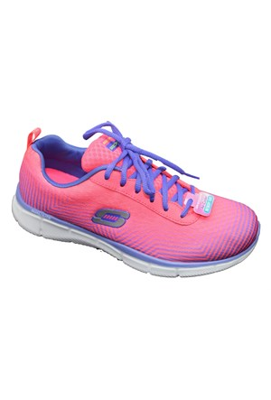 Skechers 12034-Pkpr Unisex Yürüyüş Ve Koşu Spor Ayakkabı