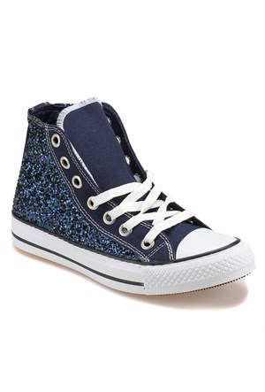Jj-Stiller D114 Lacivert Kadın Sneaker