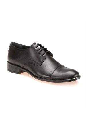 Garamond G-44 M 1455 Siyah Erkek Deri Ayakkabı