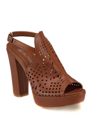 Butigo 328040 Z 1398 Taba Kadın Ayakkabı